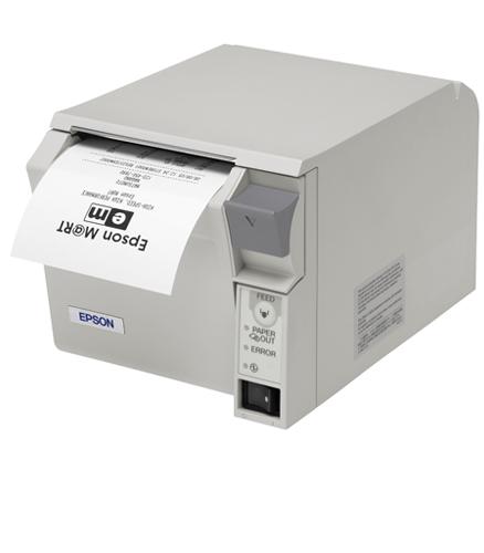 Epson TM-T70商用熱感收據印表機